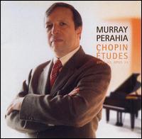 Chopin: �tudes, Opp. 10 & 25 - Murray Perahia (piano)