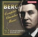 Berg: Complete Chamber Music