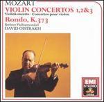 Mozart: Violin Concertos Nos. 1, 2, 3; Rondo