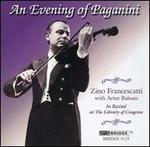 An Evening of Paganini