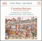 Carmina Burana (Posch, Ensembles Unicorn and Oni Wytars)