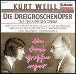Weill: Die Dreigroschenoper - Historic Original Recordings