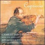 Saint-Sa�ns: Music for violin & orchestra