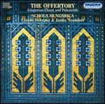 The Offertory: Gregorian Chant and Palestrina