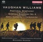 Vaughan Williams: Pastoral Symphony; Norfolk Rhapsody No. 2