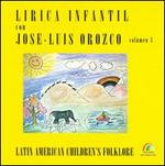 Lirica Infantil, Vol. 3