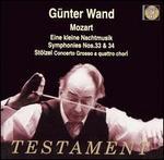 Mozart: Eine kleine Nachtmusik; Symphonies Nos. 33 & 34; St�lzel: Concerto Grosso a quattro chori