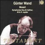 Mozart: Symphonies No. 35 Haffner, 40 & 41 Jupiter