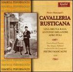 Cavalleria Rusticana: Mascagni Conducts