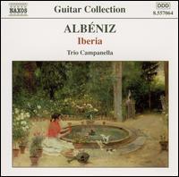 Alb�niz: Iberia - Trio Campanella