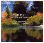 Reger: Music for Viola