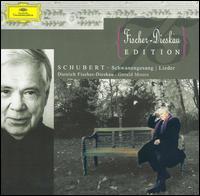 Schubert: Schwanengesang; Lieder - Dietrich Fischer-Dieskau (baritone); Gerald Moore (piano)