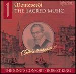 Monteverdi: The Sacred Music, Vol. 1