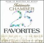 25 Intimate Chamber Favorites