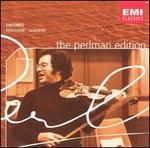 Encores [Perlman Edition]