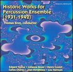 Historic Works for Percussion Ensemble