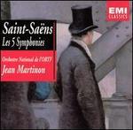 Saint-Sa�ns: Les 5 Symphonies