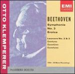 Beethoven: Symphonie No. 3 'Eroica'; Leonore Overtures Nos. 2 & 3