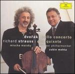 Dvor�k: Cello Concerto; R. Strauss: Don Quixote