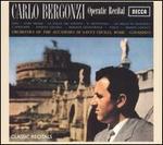 Carlo Bergonzi: Operatic Recital