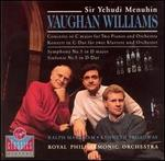 Vaughan Williams: Concerto in C major for Two Pianos; Symphony No. 5