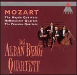 Mozart: The Haydn, Hoffmeister and Prussian Quartets