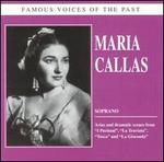 Famous Voices of the Past: Maria Callas