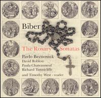 Biber: The Rosary Sonatas - David Roblou (organ); David Roblou (harpsichord); Paula Chateauneuf (theorbo); Paula Chateauneuf (archlute);...