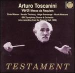 Messa Da Requiem (Toscanini, Bbc So and Chorus, Milanov)