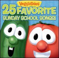 25 Favorite Sunday School Songs - VeggieTales