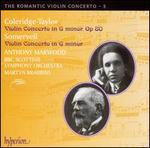 The Romantic Violin Concerto, Vol. 5: Violin Concertos