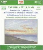 Vaughan Williams: Fantasia on Greensleeves; Fantasia on a Theme of Thomas Tallis [DVD Audio]