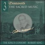 Monteverdi: The Sacred Music, Vol. 3