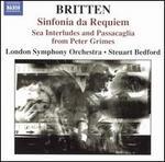 Britten: Sinfonia da Requiem; Sea Interludes and Passacaglia from Peter Grimes