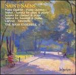 Saint-Sa�ns: Piano Quartet; Piano Quintet; Septet; etc.