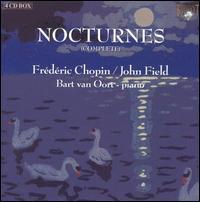 Fr�d�ric Chopin & John Field: The Complete Nocturnes - Agnieszka Chabowska (piano); Bart van Oort (piano); Peter Arts (recorder)