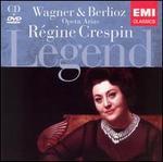 Legend: RTgine Crespin [CD & DVD]