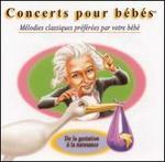 Concerts pour bTbTs: De la gestation a la naissance