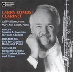 Larry Combs, Clarinet