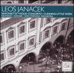 Jan�cek: Sinfonietta; Violin Concerto; Cunning Little Vixen
