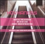 Hovhaness: Concerto for 2 Pianos and Orchestra & Other Works