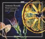 Rosetti: Wind Concertos