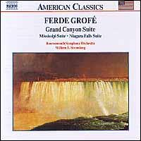 Ferde Grof�: Grand Canyon, Mississippi & Niagara Suites - Bournemouth Symphony Orchestra; William T. Stromberg (conductor)