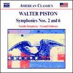 Piston-Symphonies Nos 2 and 6