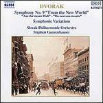"Dvorak: Symphony No. 9 ""From the New World"" / Symphonic Variations"