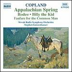 Copland: Appalachian Spring, Rodeo, Billy the Kid, Fanfare for the Common Man