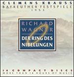 Der Ring Des Nibelungen: Orchestra of the Bayreuth Festival, 1953