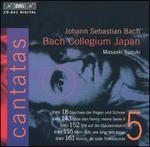 Bach: Cantatas, Vol. 5