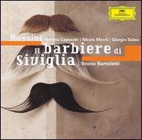Rossini: Il Barbiere di Siviglia - Carlo Cava (vocals); Fred Artmeier (guitar); Gabriella Carturan (vocals); Gianna D'Angelo (vocals);...