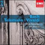 Bach, Telemann, Vivaldi: Oboe Concertos